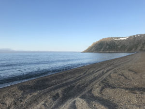 North Beach, Gambell, AK, July 2018